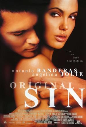 Original Sin - Movie Poster (thumbnail)