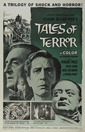 Tales of Terror - Movie Poster (thumbnail)