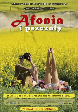 Afonia I Pszczoly - Polish Movie Poster (thumbnail)