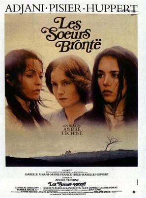 Les soeurs Brontë - French Movie Poster (thumbnail)