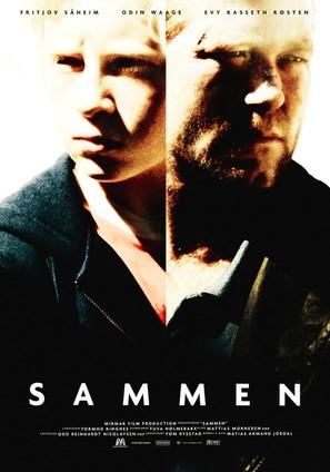 Sammen - Norwegian Movie Poster (thumbnail)