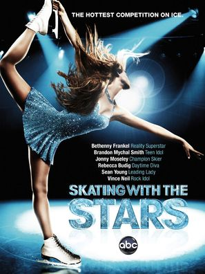 """""""Skating with the Stars"""" - Movie Poster (thumbnail)"""
