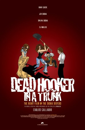 Dead Hooker in a Trunk - Movie Poster (thumbnail)