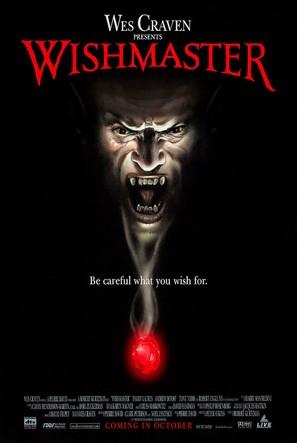 Wishmaster - Advance movie poster (thumbnail)