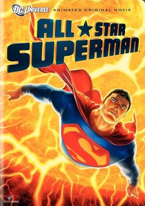 All-Star Superman - DVD movie cover (thumbnail)