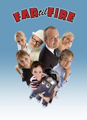 Far til fire - i stor stil - Movie Poster (thumbnail)
