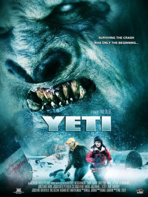 Yeti: Curse of the Snow Demon - Movie Poster (thumbnail)