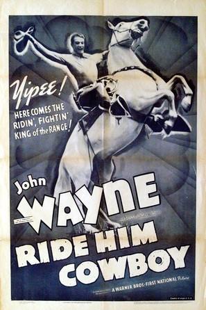 Ride Him, Cowboy - Movie Poster (thumbnail)