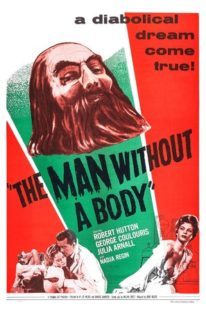 The Man Without a Body - Movie Poster (thumbnail)