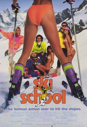 Ski School - Movie Poster (thumbnail)