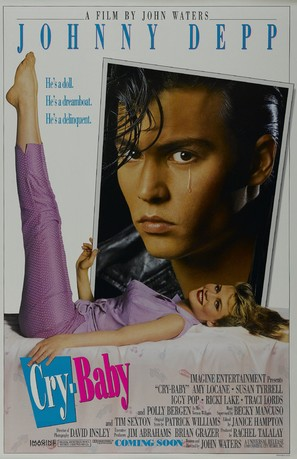 Cry-Baby - Movie Poster (thumbnail)