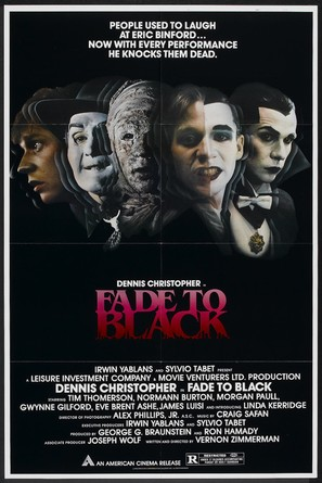 Fade to Black - Movie Poster (thumbnail)