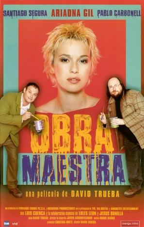 Obra maestra - Spanish Movie Cover (thumbnail)