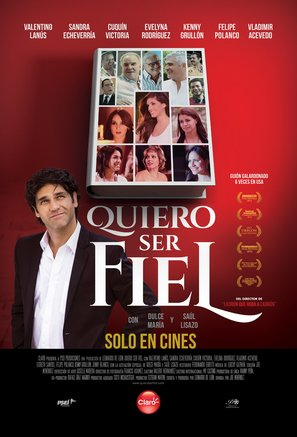 Quiero ser fiel - Cuban Movie Poster (thumbnail)