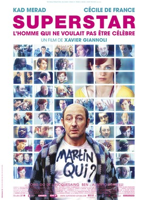 Superstar - French Movie Poster (thumbnail)