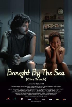 Denizden gelen - Turkish Movie Poster (thumbnail)