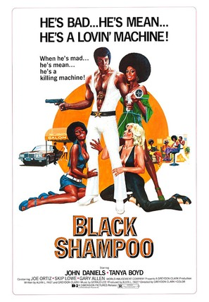 Black Shampoo - Movie Poster (thumbnail)