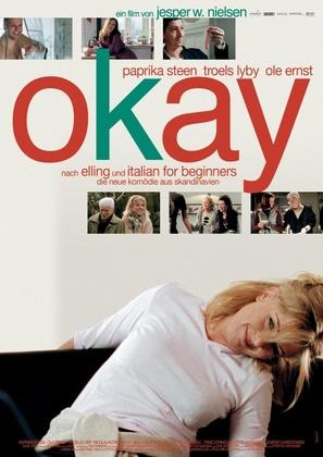 Okay - German Movie Poster (thumbnail)