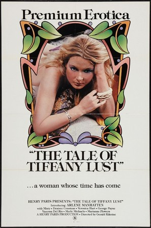 The Tale of Tiffany Lust - Movie Poster (thumbnail)