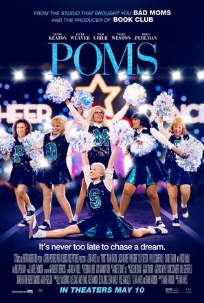 Poms - Movie Poster (thumbnail)
