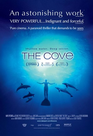 The Cove - Movie Poster (thumbnail)