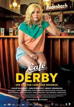 Café Derby - Dutch Movie Poster (thumbnail)