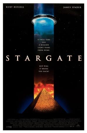 Stargate - Movie Poster (thumbnail)
