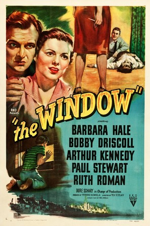 The Window - Movie Poster (thumbnail)