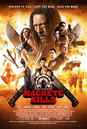 Machete Kills - Movie Poster (thumbnail)