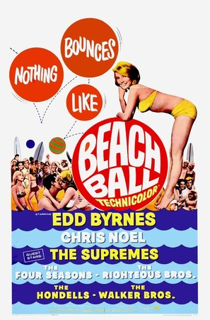 Beach Ball - Movie Poster (thumbnail)