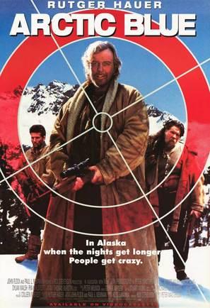 Arctic Blue - Movie Poster (thumbnail)