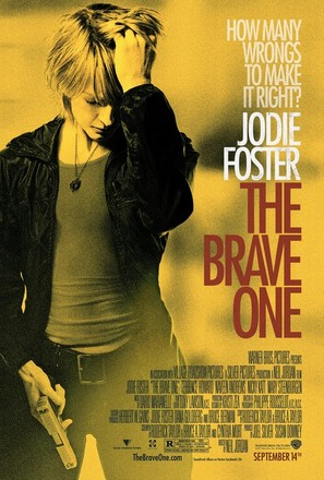 The Brave One - Movie Poster (thumbnail)
