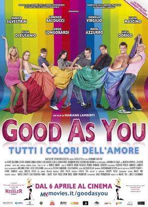 Good as You - Italian Movie Poster (thumbnail)