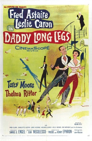 Daddy Long Legs - Movie Poster (thumbnail)