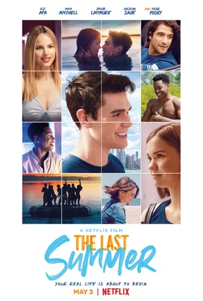 The Last Summer - Movie Poster (thumbnail)