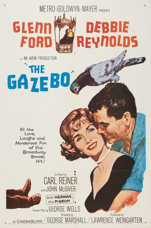 The Gazebo - Movie Poster (thumbnail)