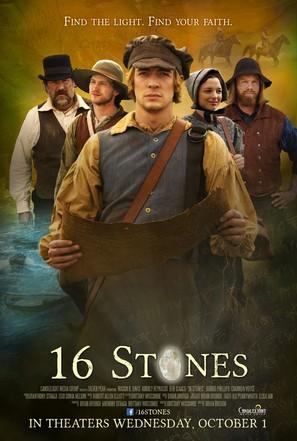 16 Stones - Movie Poster (thumbnail)