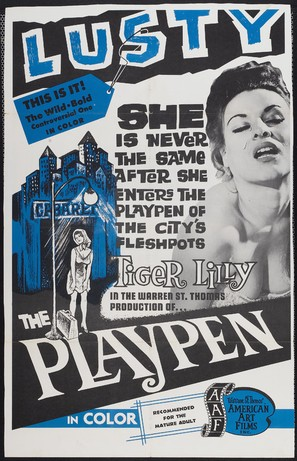 The Playpen - Movie Poster (thumbnail)