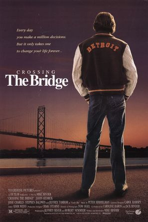 Crossing the Bridge - Movie Poster (thumbnail)