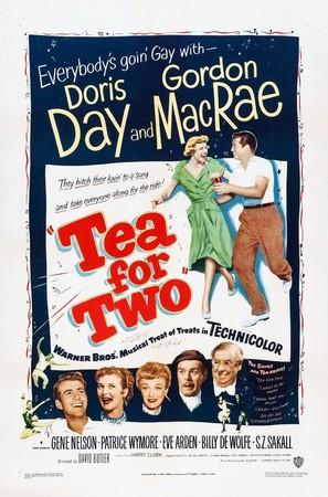Tea for Two - Movie Poster (thumbnail)