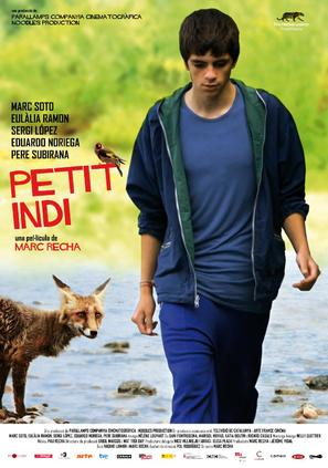 Petit indi - Spanish Movie Poster (thumbnail)