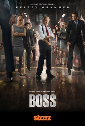 """Boss"" - Movie Poster (thumbnail)"