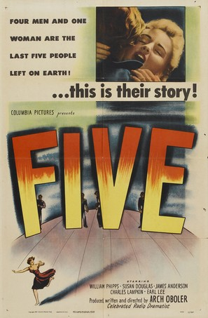 Five - Movie Poster (thumbnail)