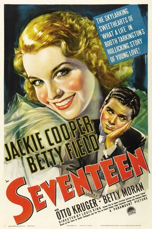 Seventeen - Movie Poster (thumbnail)