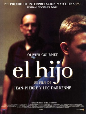 Fils, Le - Spanish Movie Poster (thumbnail)