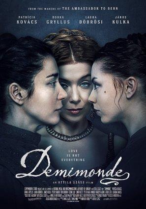 Félvilág - Hungarian Movie Poster (thumbnail)