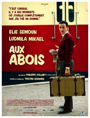 Aux abois - French Movie Poster (thumbnail)