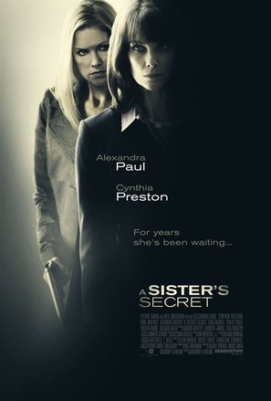 A Sister's Secret - Movie Poster (thumbnail)