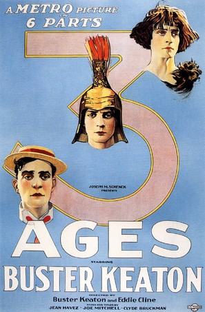 Three Ages - Movie Poster (thumbnail)