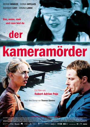 Der Kameramörder - Austrian Movie Poster (thumbnail)